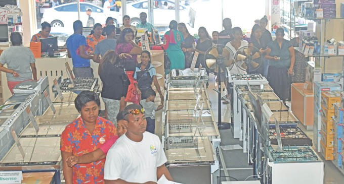 Courts Fiji Limited Celebrates Birthday, Lautoka Continues The Enjoyment