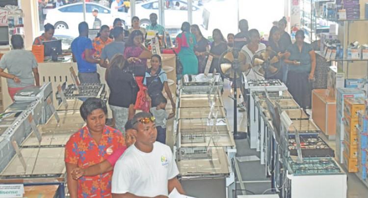 Courts Fiji Limited Celebrates Birthday, Lautoka Continues The Enjoyment