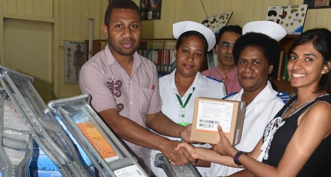 Nivita's EqualMed Gives $20K Gear To Diabetes Fiji