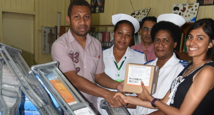 Nivita's EqualMed Gives $20K Gear To Diabetes Fiji