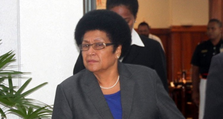 Speaker disallows Opposition raising  supplementary questions to Koroilavesau