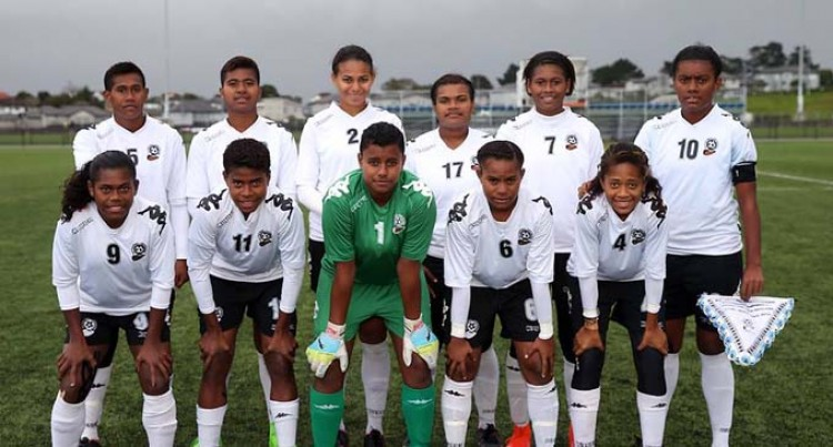 Our Girls In Second Spot After Win Over Papua New Guinea