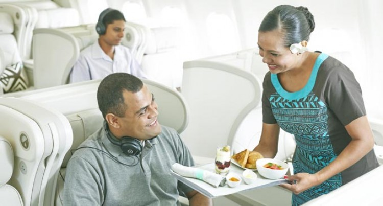 Fiji Airways Bula Bid Allows  Guests To Upgrade Seat