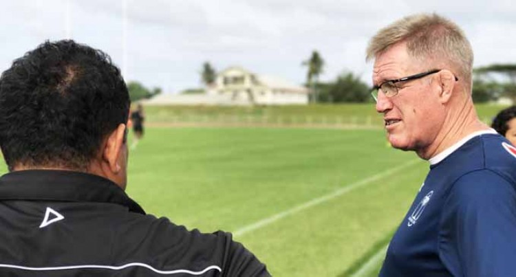 McKee: I'm Not New In Tonga,Tongans Get $5500 Each As Incentive To Beat SAMOA, FIJI