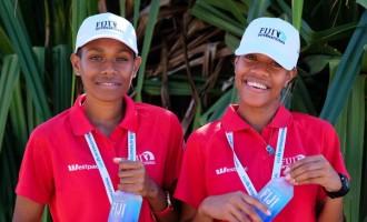 FNU Students Hands On at Fiji International
