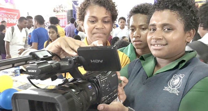 Fiji National University  The Place To Learn Fashion: Aspiring Designer