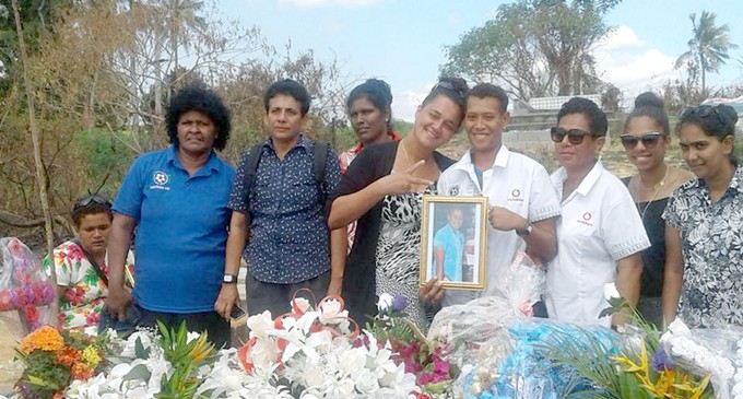 Star Goalie Laid To Rest