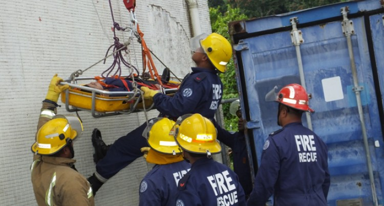 High Rise Rescue Skills Boost Firefighters