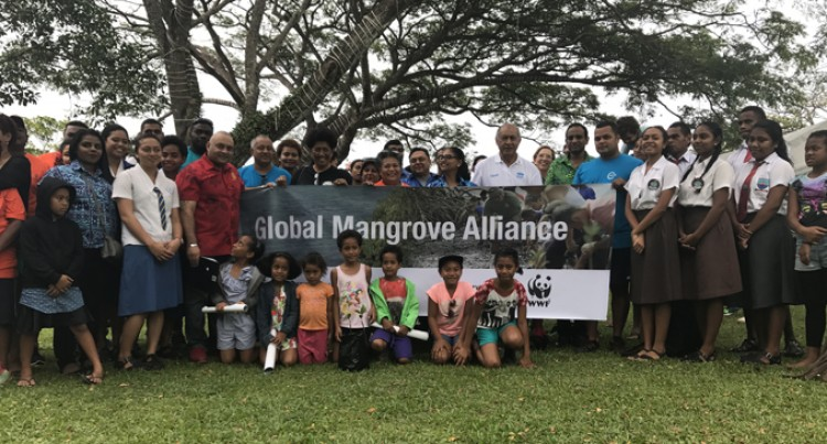 'Be Advocates for Mangrove Protection'
