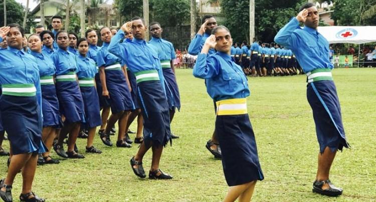 Petite Best Female Cadet Devisha Proves Critics Wrong