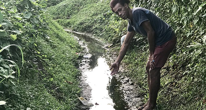 Baby Found Dead In Creek