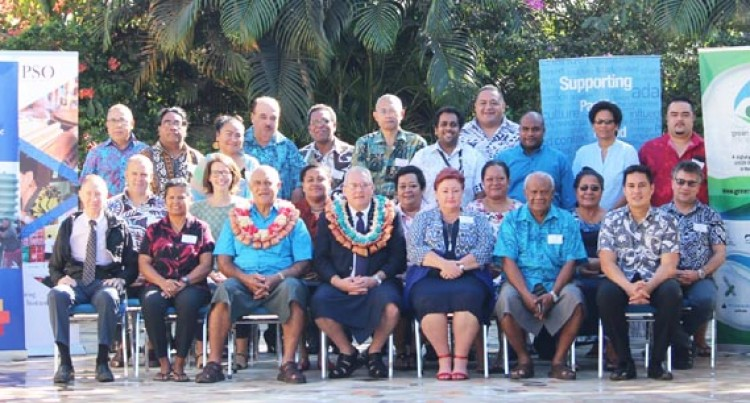 Pacific Green Business Centre' Launched