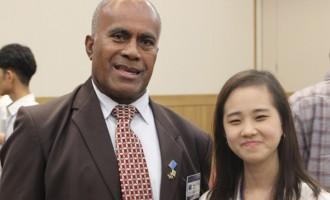 Korean Youths  Keen On Volunteer Work With Fijians