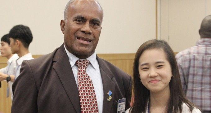Korean Youths  Keen On Volunteer Work With Fijians