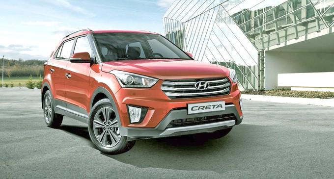 Hyundai Creta posts highest monthly sales