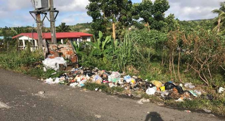 Residents Up In Arms Against Overnight Rubbish Dumping