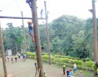 Wild adrenaline-rush Kila Adventure