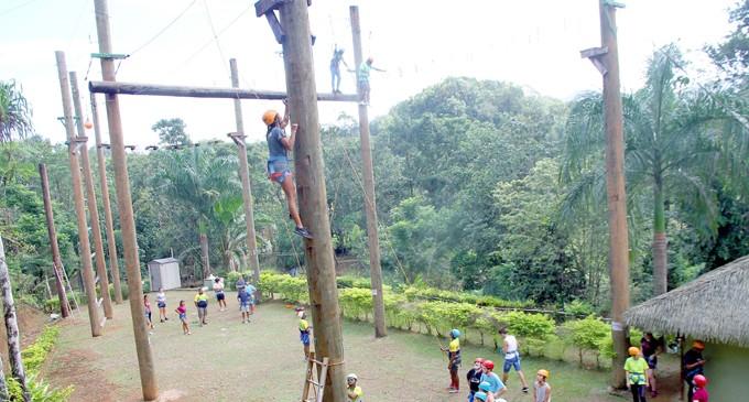 Wild adrenaline-rush Kila Adventure