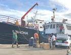 Liahona I Leaves For Lower Southern Lau