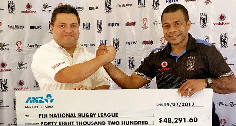 $48K For Fiji Bati Campaign