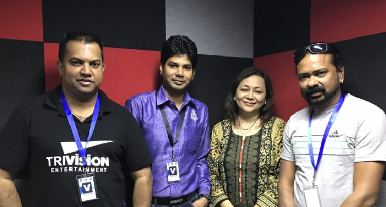 Singer Poornima Back After 20 Years