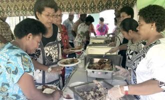 Taveuni: Adi Ana Qereitoga Spends Night At  Policewoman's Flat Despite Installation Deferment