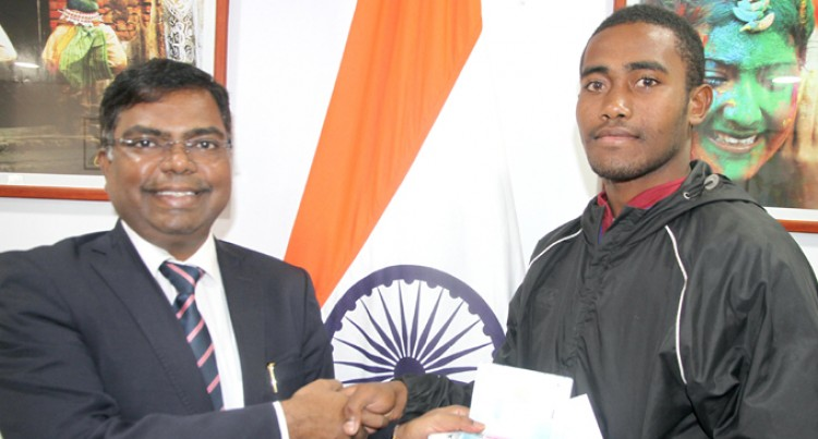 Indian Scholarship Gives Ra Student Hope for Future