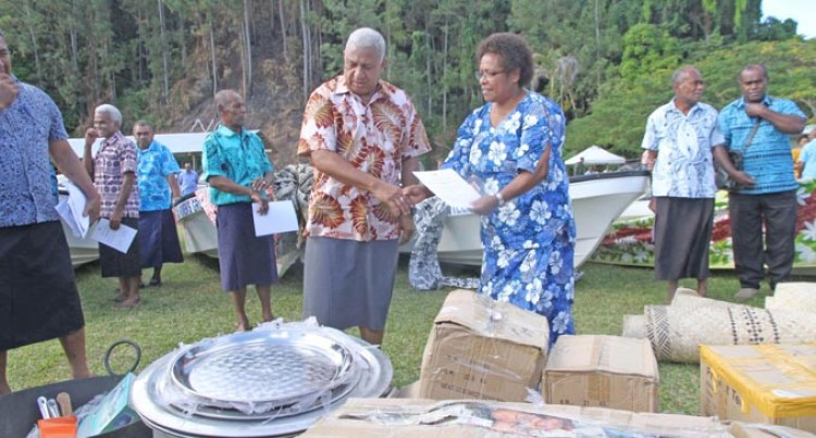 PM Keeps His Promise For Kadavu