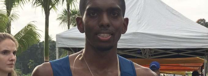 Kennol Wins Suva Marathon