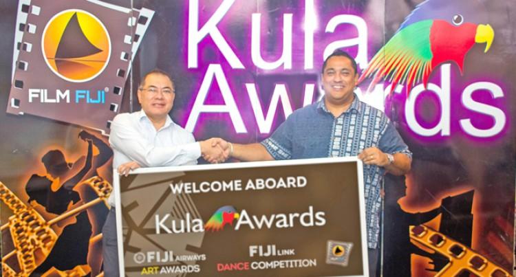 Fiji Link Strongly Supports Kula Dance Awards
