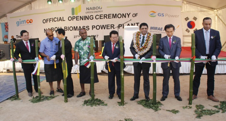 Biomass Plant Supports COP23