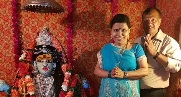 Hindus Converge To Pray To Maha Kali