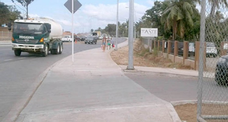 Nadi Road Entrance Permanently Closed From Today: Authority