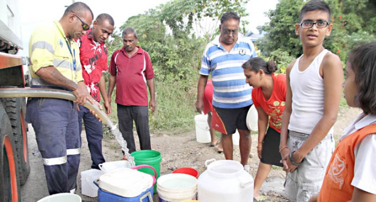 Burst Main Causes Major Water Disruptions In Corridor