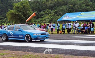 Excitement Builds For Drags