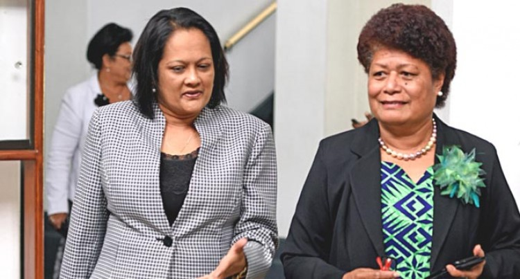 SODELPA Opposition MPs Criticised Over Land Bank Motion