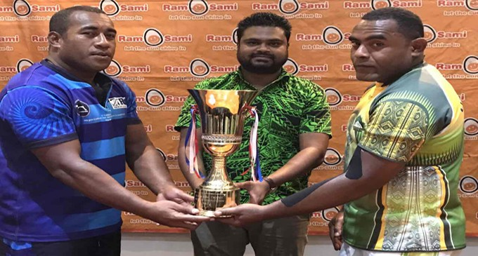 Support For Nasinu Rugby