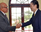 President Konrote Receives Credentials From New Japanese Ambassador