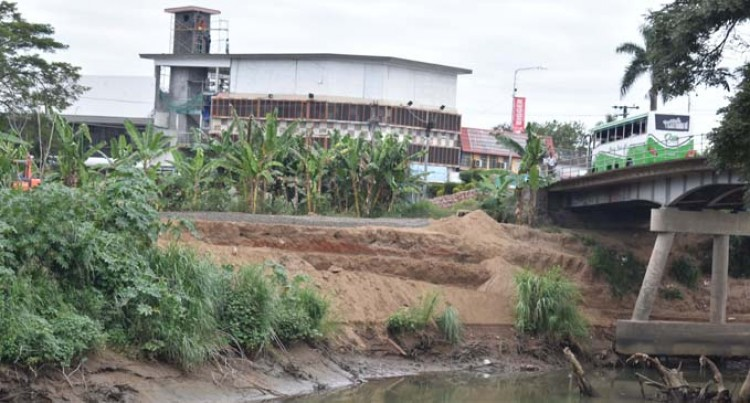 Nadi River Rehab Plan Hailed