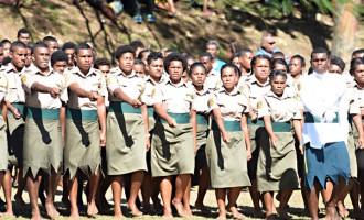 Rodan Overcomes Challenges To Be Best Female Cadet