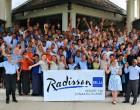 Radisson Blu  Celebrates 10 Years