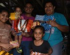 WHAT BUDGET MEANS TO YOU-Mother Of Nine Turns Used  Plastics Into Beautiful Products
