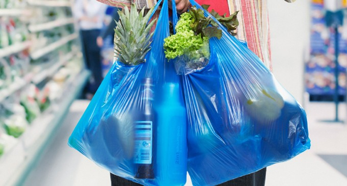 Plastic Bags Surcharge To Discourage Usage