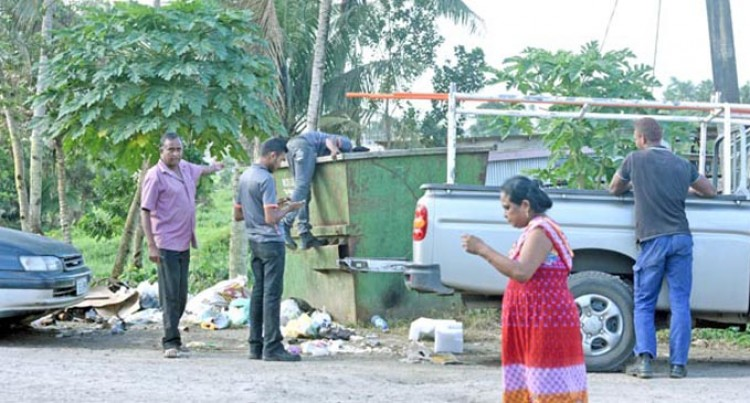 ANTI-LITTER CAMPAIGN: Caught Red-handed