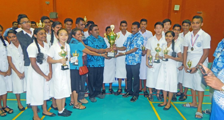 Labasa College top secondary school maths