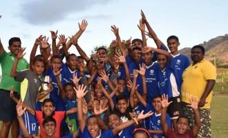Seaqaqa Upset Labasa To Hoist U14 Crown