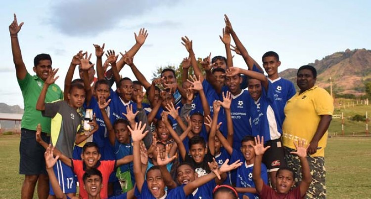 Seaqaqa Upset Labasa To Hoist U14 Crown