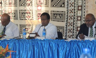 Serua First Province To Complete Village Profiling