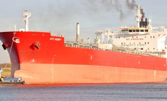 STI Ruby To Discharge Oil At Suva Port