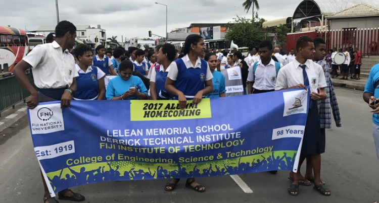 Fiji National University Celebrates Alumni Homecoming Event